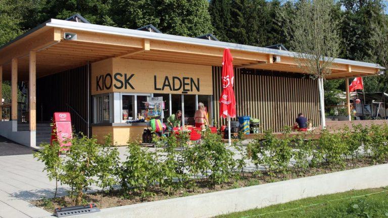 Umbau Kiosk/Imbiss